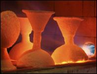 bronze casting workshops and art breaks at the john mckenna sculpture studio in ayrshire scotland